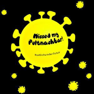 Missed my Pultnachbar! #endlichwiederSchule