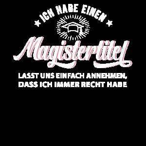 Magister Hut Spruch Sponsion Magisterabschluss