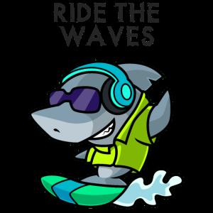 Surfer Hai