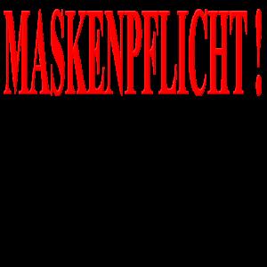 Maskenpflicht Gesichtsmaske