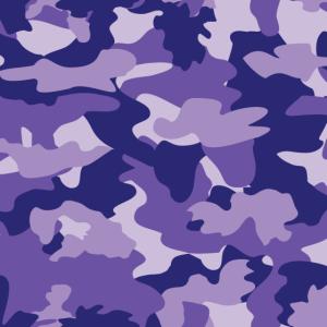 camouflage lila