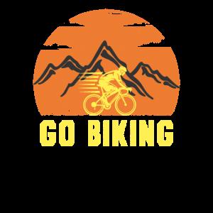 Go Biking Radeln Fahrradfahren