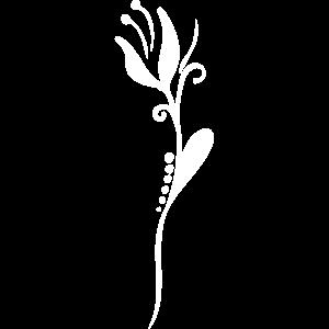 Tulpe Blume Blumenranke Blütenranke Dekoration