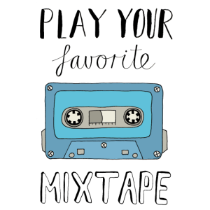 Luloveshandmade - Play your favorite mixtape - neu