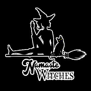 Namaste Witches Yoga Wintage Gift