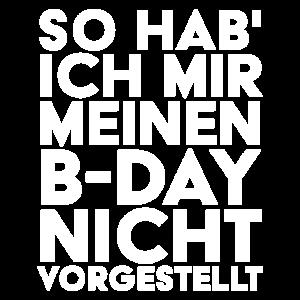 Quarantäne Geburtstag