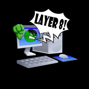 PC Admin Layer 8 Problem