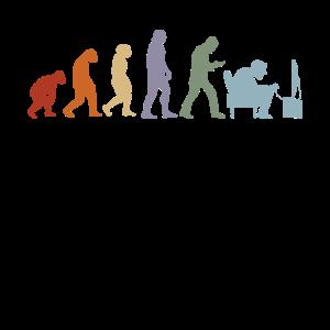 Gamer Gaming PC Konsole Games EVOLUTION Zocker