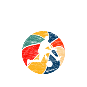 COURT DAY Basketball in Retrofarben