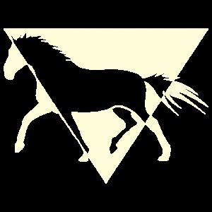 Pferde Illustration