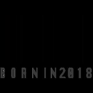 Born in 2018