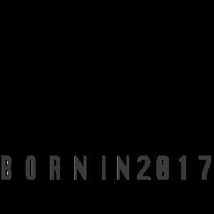 Born in 2017