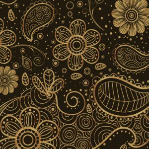 Floral Blumen Muster