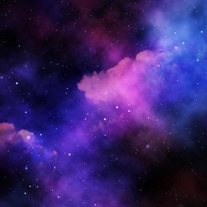 Weltraum Universum Weltall Muster