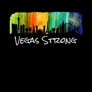 Vegas Strong - Nevada Proud City