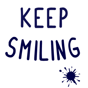 keep smiling gesichtsmaske