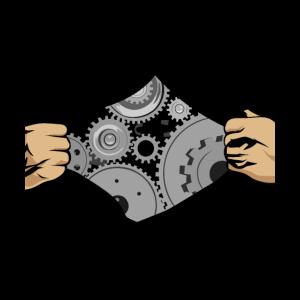 Maschinenbau Student Maschinenbaustudent