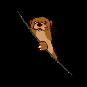 Fischotter Seeotter Niedlich Tier Trend