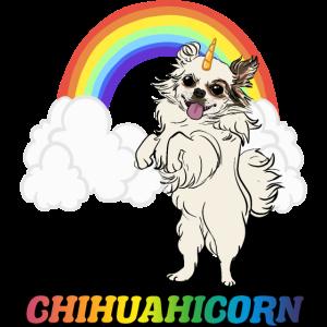 Chihuahua Unicorn Chihuahicorn