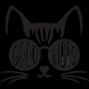 Good Vibes Cat