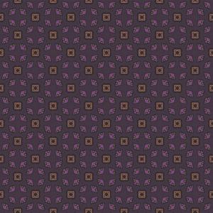 Retro Vintage Muster Formen Muster Dunkel Violett