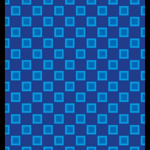 Muster Quadrate für Deko oder