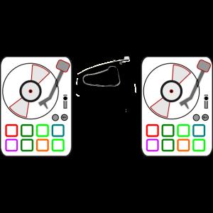 witziges DJ Design