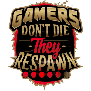 ShirtActs GAMERS DONT DIE