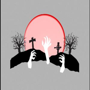 Gesichtsmaske, Mundschutz, Friedhof