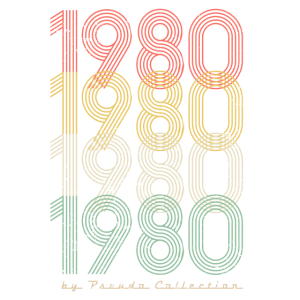 Vintage 1980 Pseudo