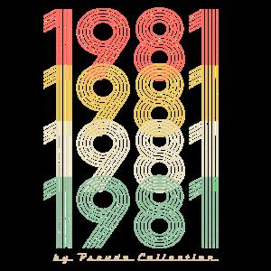 Vintage 1981 Pseudo