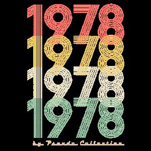 Vintage 1978 Pseudo
