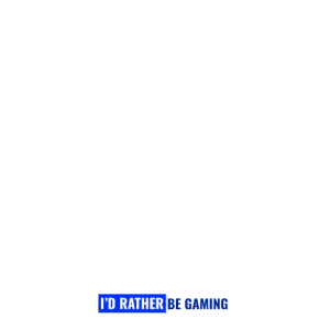 Id Rather be Gaming | Ninja Kampfkunst