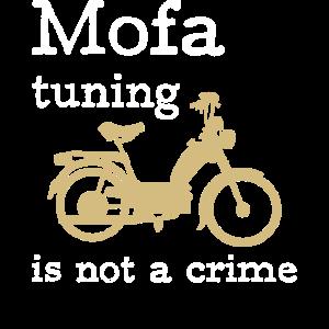 mofa biker Motorrad moped Strasse mofafahrer tunin