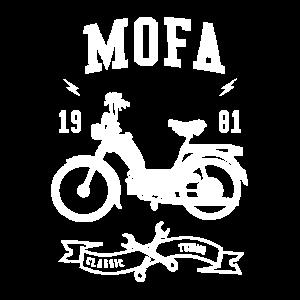mofa biker moped Motorrad Strasse 2takt mofafahrer