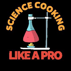 Wissenschaft Nerd Labor
