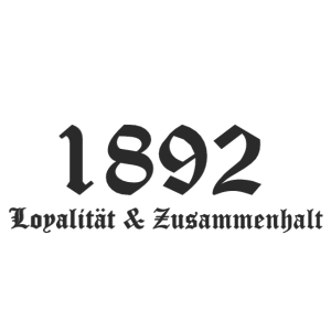 1892 Loyal & Zusammenhalt
