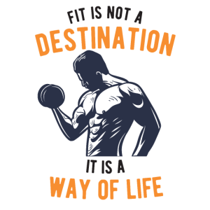 Body Building - Fit is not a destination