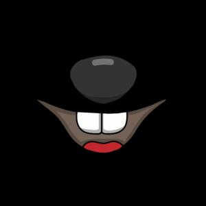Gesichtsmaske Mundbedeckung Maske Schnauze Gesicht