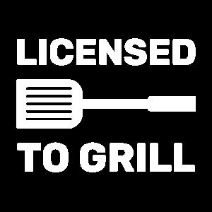 Lizenz zum Grillen - Sommer Bier Männer