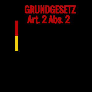 CORONA PROTEST DEMO GRUNDRECHT GRUNDGESETZ