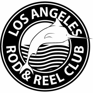 Black Los Angeles Rod And Reel Club