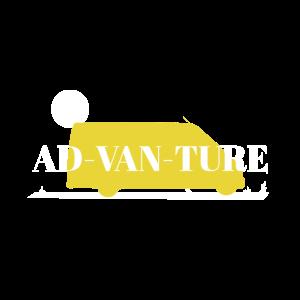 Camper Bus Geschenk - Abenteuer - Ad-Van-Ture