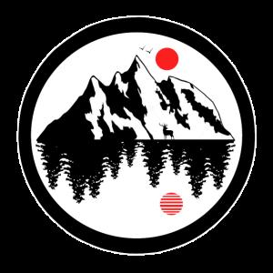 Berge Bergluft und Meer Hauptsache Outdoor Wandern