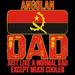 Angolan Dad
