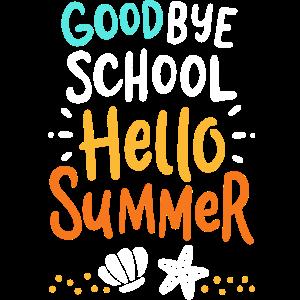 Letzter Tag Schule Sommerferien