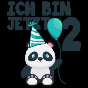 2. Geburtstag Panda
