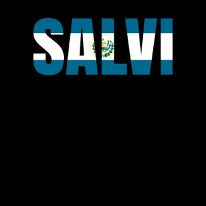 El Salvador Aufkleber Salvi Flagge Pupusas Guanaco