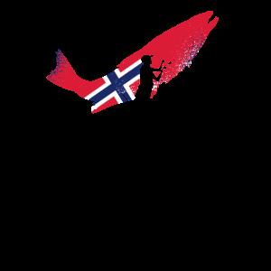 Angler angeln Fischer Norwegen Norwegenangler Fish