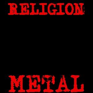 RELIGION METAL
